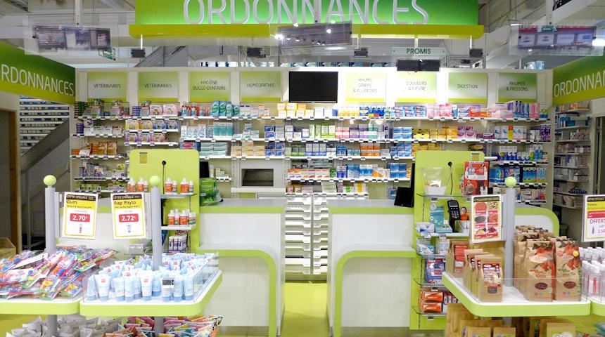 Comment la gratuit a d truit la pharmacie lib rale for Pharmacie de la piscine